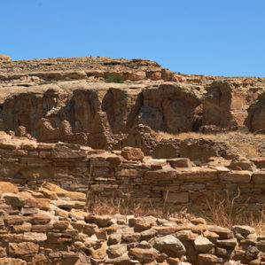 New Mexico: Chaco Canyon photograph 0015