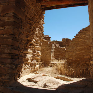 New Mexico: Chaco Canyon photograph